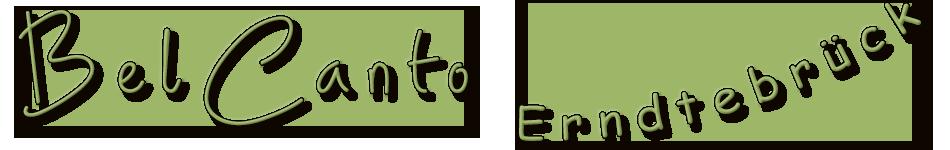 BelCanto Erndtebrück Logo